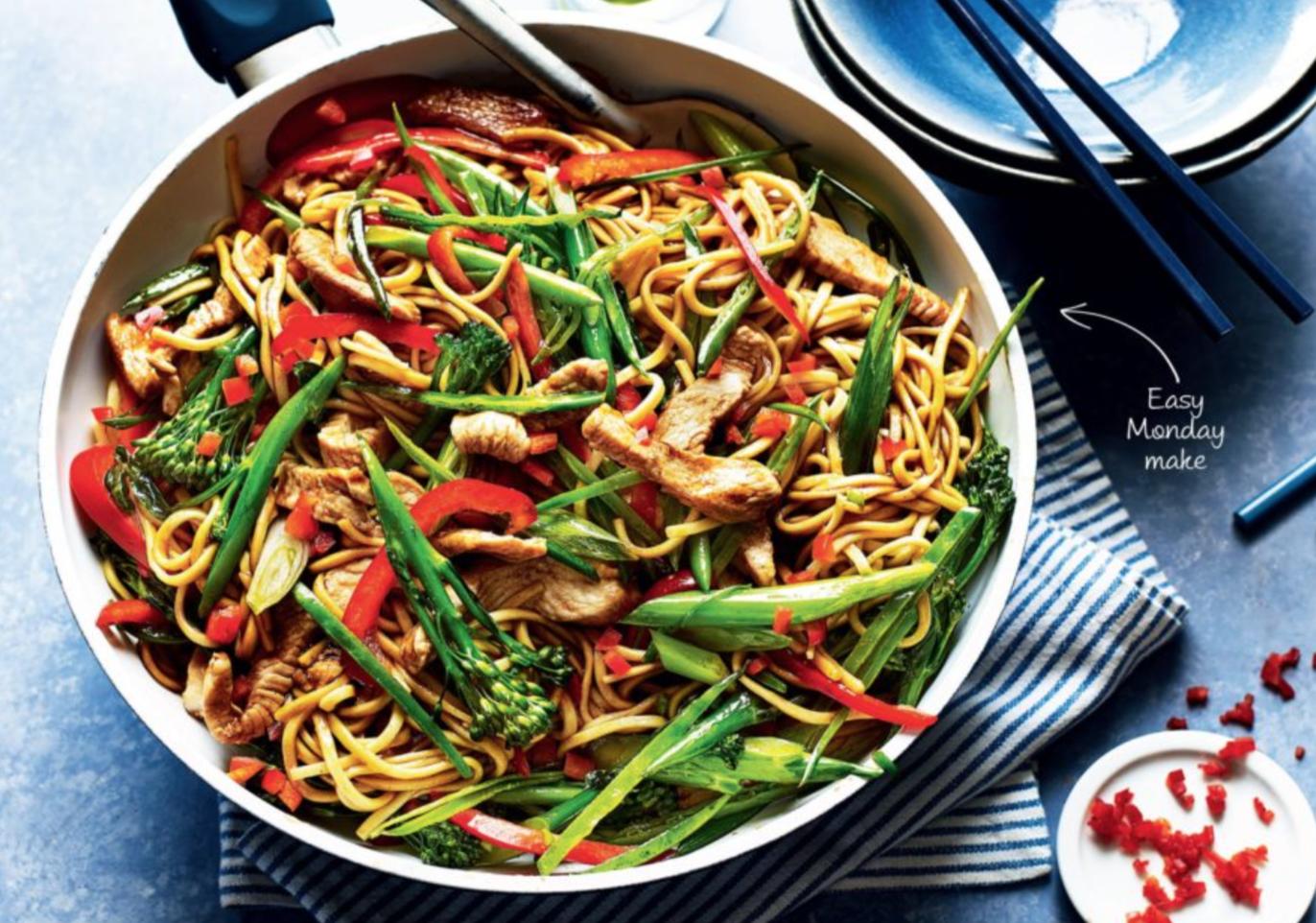 SW recipe: Five-spice turkey stir-fry