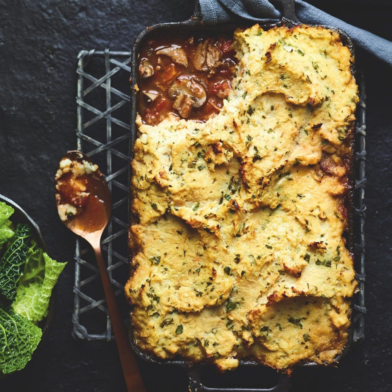 SW recipe: Chunky shepherd's pie