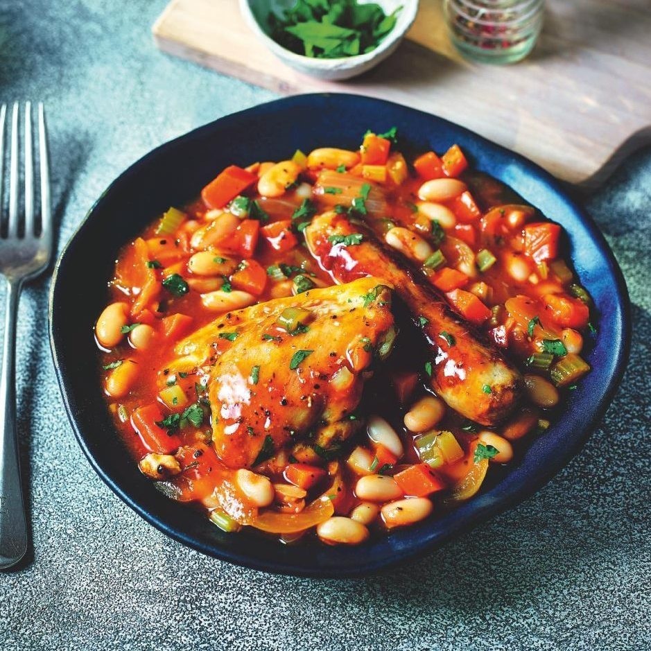 SW recipe: Cheat's cassoulet