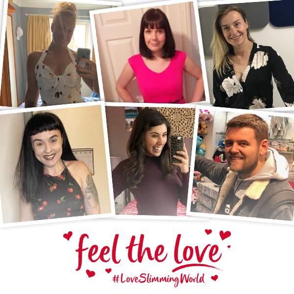 Feel the Love With #SlimmingWorld