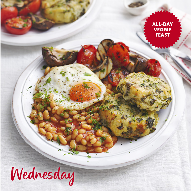 SW recipe: Bubble and squeak cakes