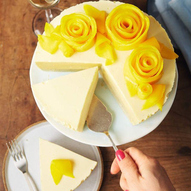 SW recipe: Mango mousse cake