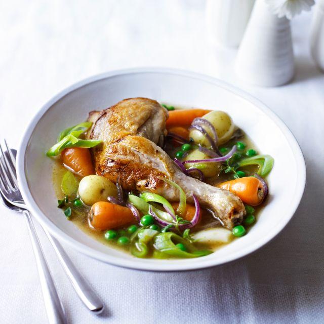 SW recipe: Spring chicken stew