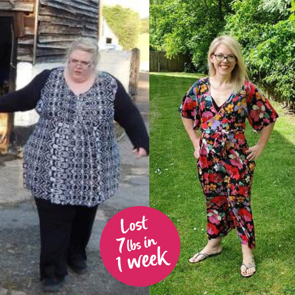 SW Motivation: I was convinced it wouldn't work… then I lost 7lbs in my first week!