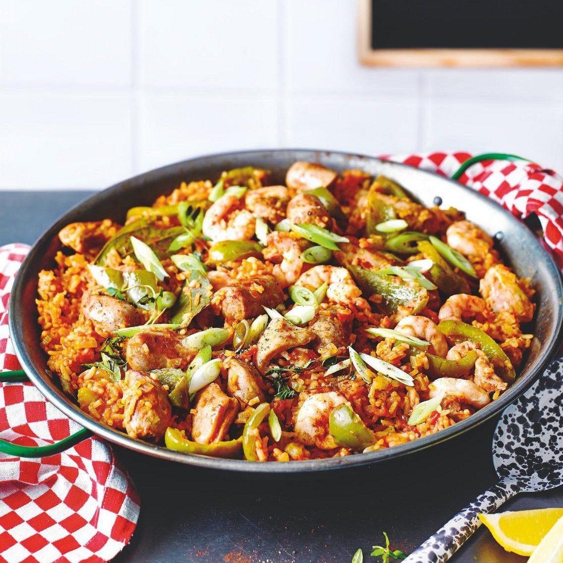 SW recipe: Jambalaya