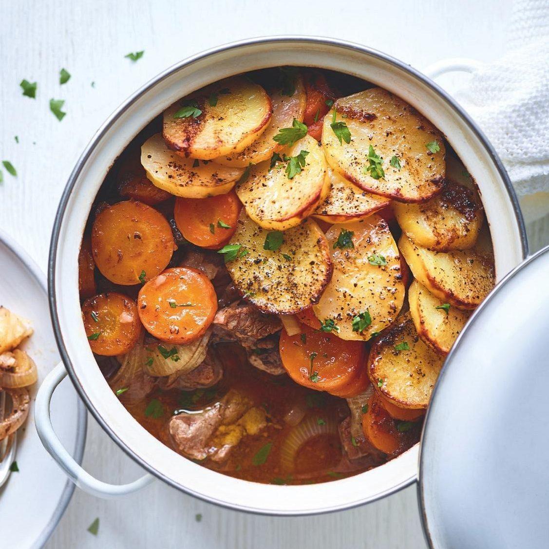 SW recipe: Spiced lamb hotpot